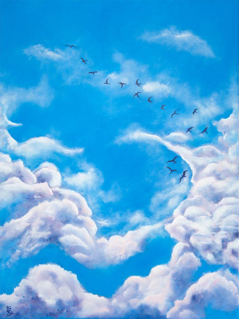 Heavenly Pursuit